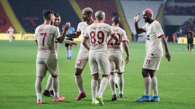Gaziantep FK-Galatasaray: 0-2
