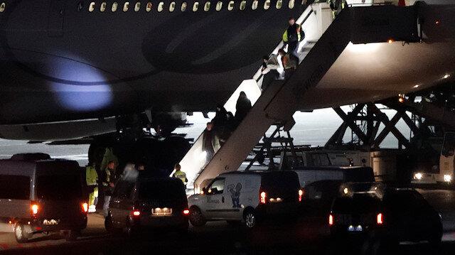 Turkey repatriates foreign terrorist to France