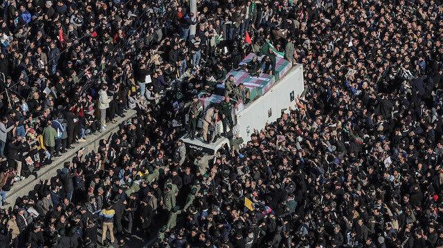 Tensions soar as Iran strikes US targets in Iraq