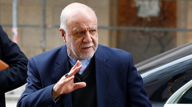 Iran oil minister says oil price hike benefits Tehran