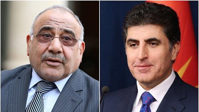Iraq prime minister visits Erbil for talks