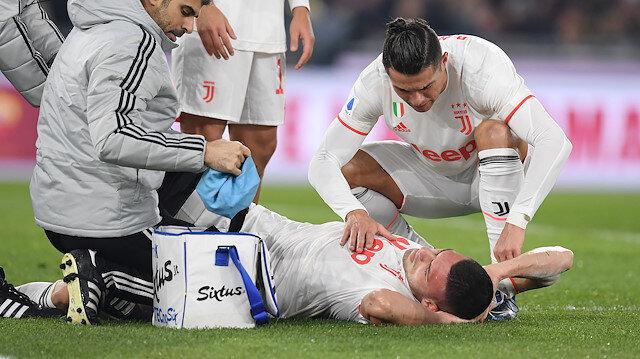 """Merih Demiral'ın sakatlığında üzen detay: """"Süreci futbolcuya bırakmamak lazım"""""""