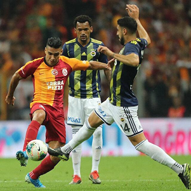 Fenerbahçe-Galatasaray derbisi öncesi dikkat çeken rakam '23'