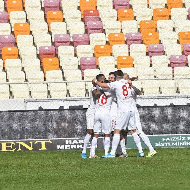 Yeni Malatyaspor-Antalyaspor: 1-2