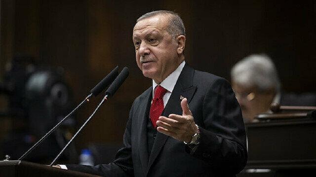 President Erdoğan says Turkey will not step back in Syria's Idlib