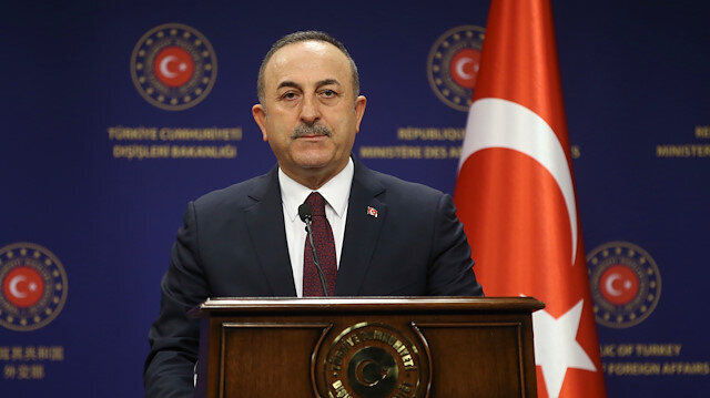 Europe should respect international law, says Turkish FM