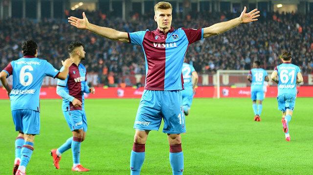 Süper Lig'in en değerlisi Sörloth