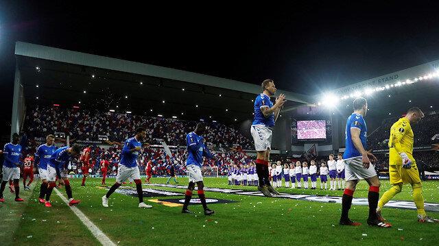 """Rangers'tan liglerin tescil edilme fikrine tepki: """"Nefret uyandırıcı"""""""
