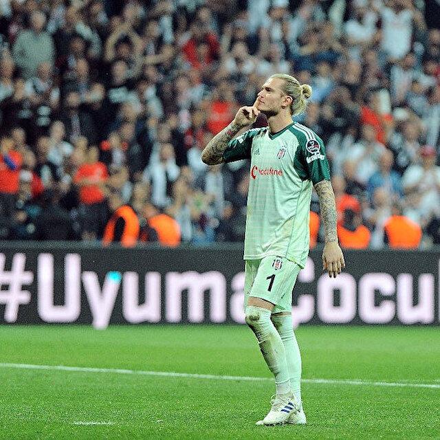 Loris Karius Beşiktaş'la olan sözleşmesini feshetti