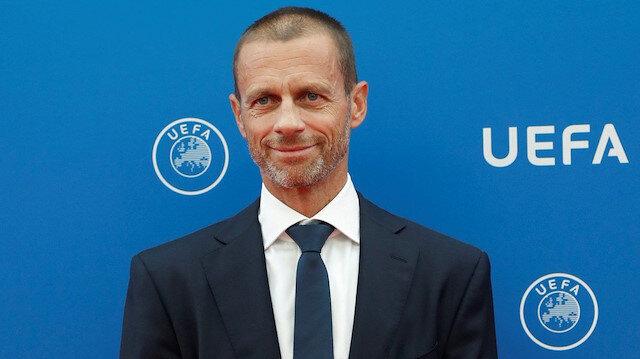 UEFA liglerin ağustosa kadar bitmesini istedi