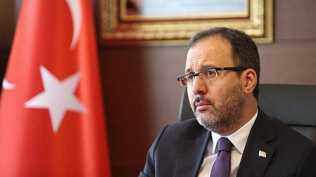 Bakan Kasapoğlu'ndan 'millileşme' vurgusu