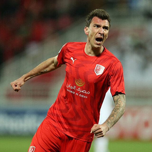 Galatasaray'da Fatih Terim Mario Mandzukic'i istiyor