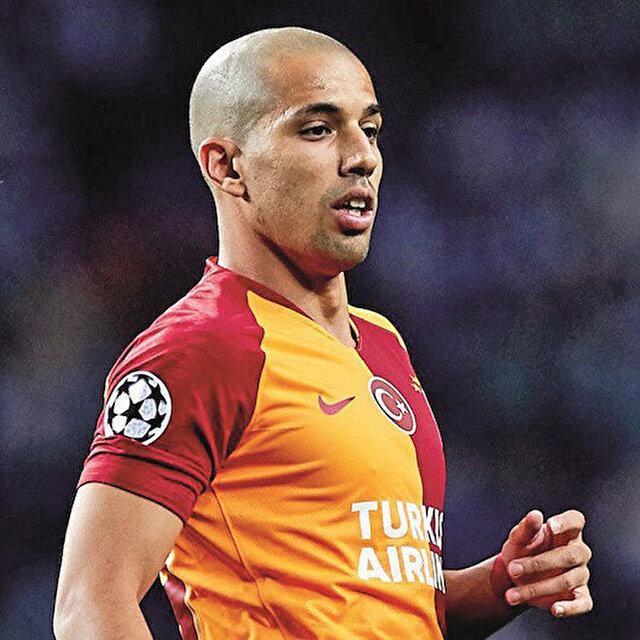 Feghouli'ye Betis kancası: Galatasaray yüksek maaşı nedeniyle elinden çıkarmak istiyor
