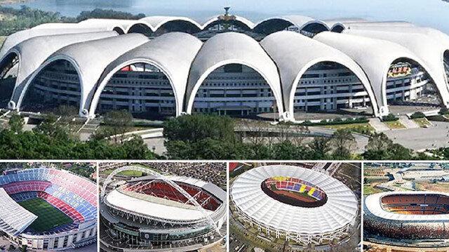 Dünyanın en ateşli 30 stadından 3'ü Türkiye'de