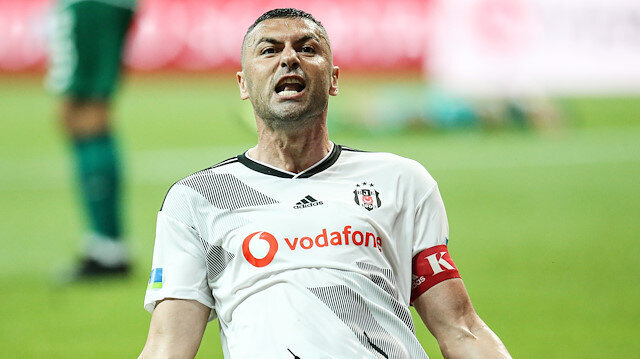 Beşiktaş kritik maçta Konyaspor'u devirdi: Burak Yılmaz geceye damga vurdu
