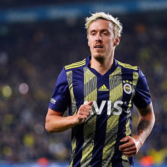 Fenerbahçe'den ayrılan Max Kruse futbol oynamak istediği yeri açıkladı