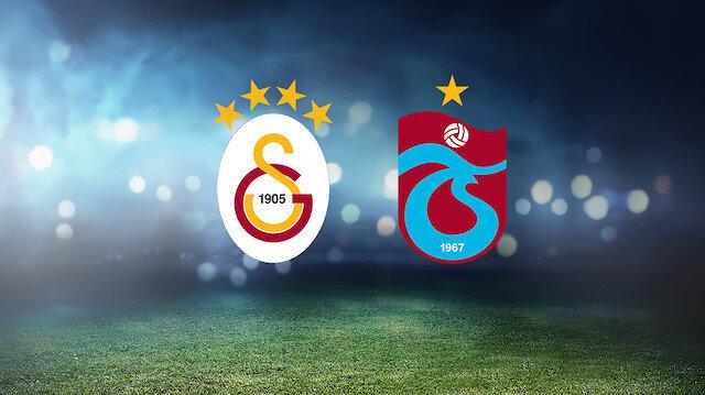 Galatasaray Trabzonspor maçı ne zaman, muhtemel 11'ler nasıl olacak?