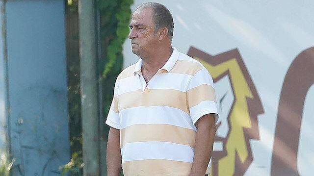 Galatasaray idmanında duygu dolu anlar: Terim'le görüştü ve vedalaştı