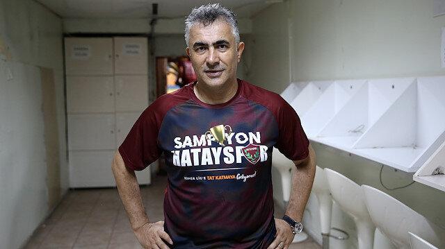 Mehmet Altıparmak üst üst 3. kez çalıştırdığı takımları Süper Lig'e çıkardı