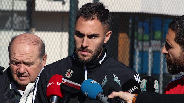 Victor Ruiz sözleşmesini feshetti: Beşiktaş FIFA'ya gidiyor