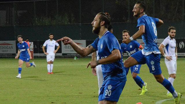 2. Lig'de Batuhan Karadeniz fırtınası: Attığı gollerle gündem oldu