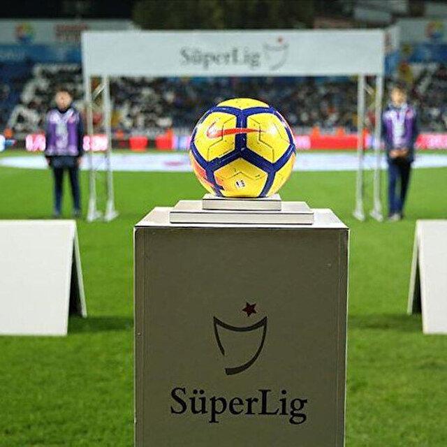 Süper Lig'de yeni sezon fikstürü belli oldu: Derbi tarihleri açıklandı