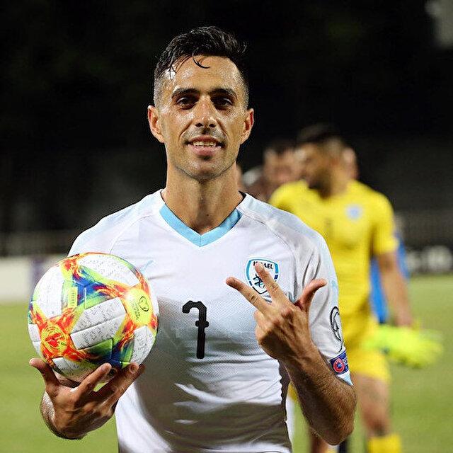 Gol makinesi Eran Zahavi, Fenerbahçe'ye önerildi