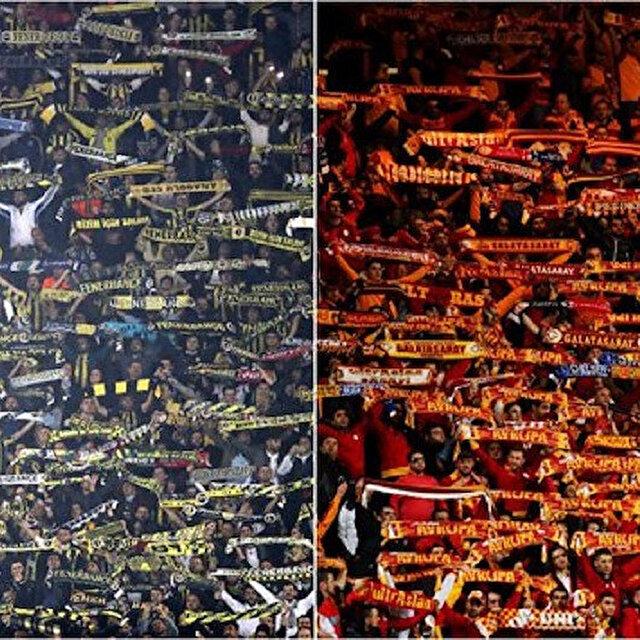 Fenerbahçe-Galatasaray anketinin kazananı belli oldu