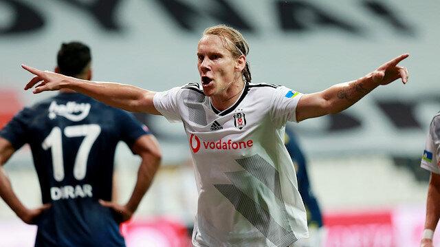 Beşiktaş'a Vida müjdesi: Resmi teklif yapacaklar