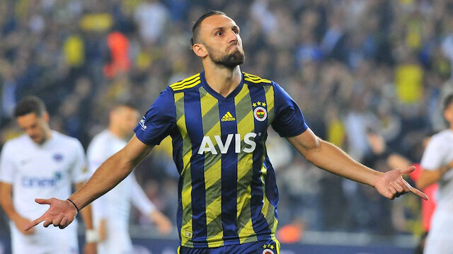 Fenerbahçe'de Muriqi yerine 3 aday: Seferovic, Berisha ve Antonio