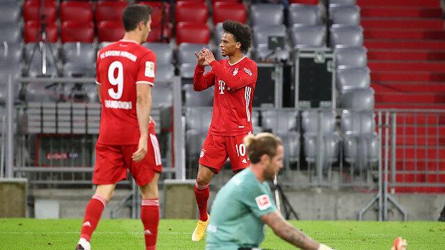 Bayern Münih'ten 'çılgın' başlangıç: Schalke 04'ü tarihi skorla yendiler