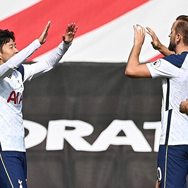 Southampton Tottenham maçı tarihe geçti: 4 gol, 4 asist (ÖZET)