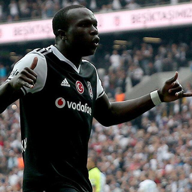 Aboubakar yeniden Beşiktaş'ta: İmzayı attı