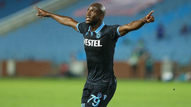 Trabzonspor sezonun ilk galibiyetini aldı: Yeni transfer Afobe yıldızlaştı