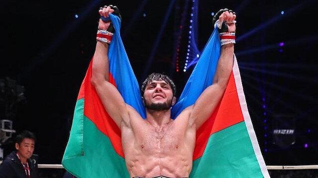Azerbaycan'ın dünyaca ünlü dövüşçüsü Musayev her şeyi bırakıp Karabağ için orduya katıldı