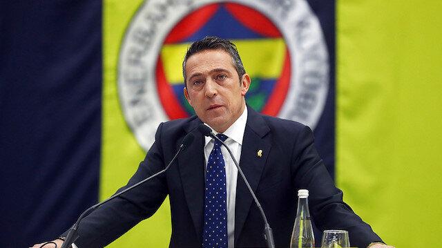 Fenerbahçe Başkanı Ali Koç isteyip de alamadıkları tek oyuncuyu açıkladı