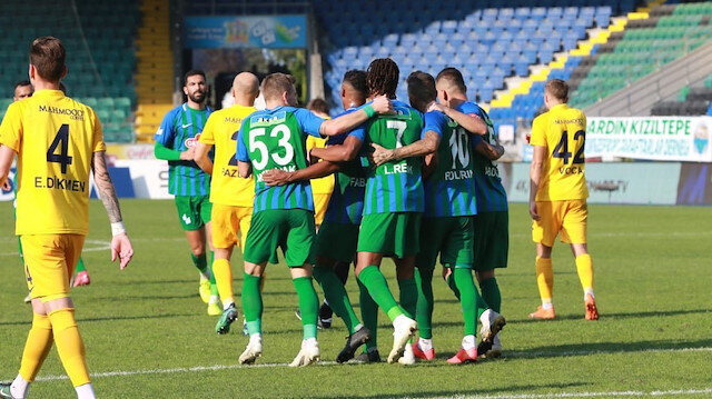 Süper Lig'de çılgın maç: 8 gol, 2 penaltı, 1 kırmızı