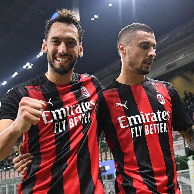 Milano derbisinde kazanan Milan oldu (ÖZET)