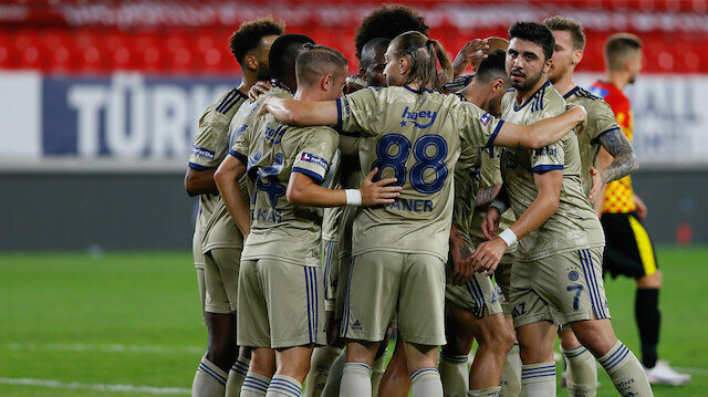 Fenerbahçe son 5 sezonun en iyi başlangıcını yaptı
