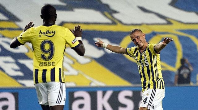 Dimitris Pelkas Trabzonspor maçına damga vurdu: 50 milyon euro
