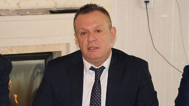 Süper Lig ekibin başkanı açıkladı: Testim pozitif çıktı