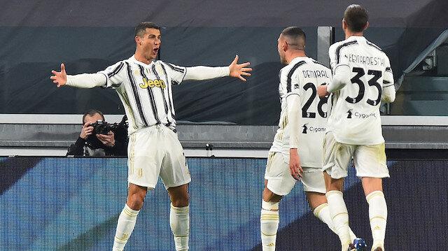 Asist Merih, gol Ronaldo