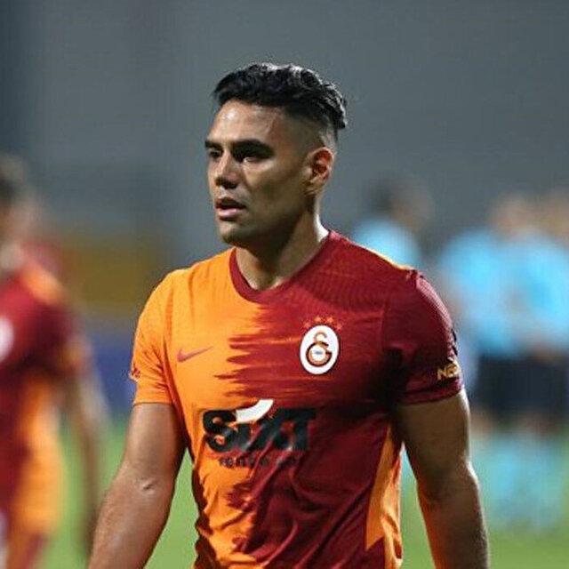 Galatasaray'da Falcao Rizespor maçında oynayacak mı?