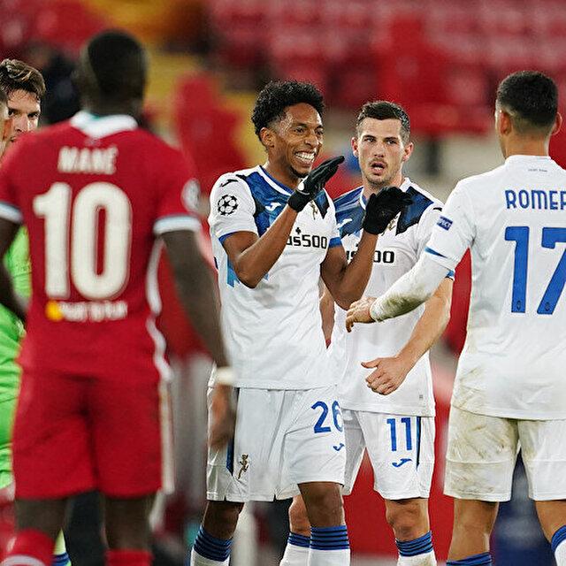 Şampiyonlar Ligi'nde gecenin sürprizi: Liverpool'u devirdiler