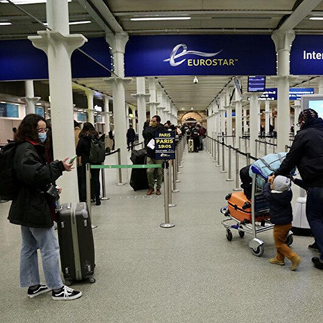AB'den 27 üye ülkeye çağrı: Zorunlu olmadıkça İngiltere'ye gitmeyin