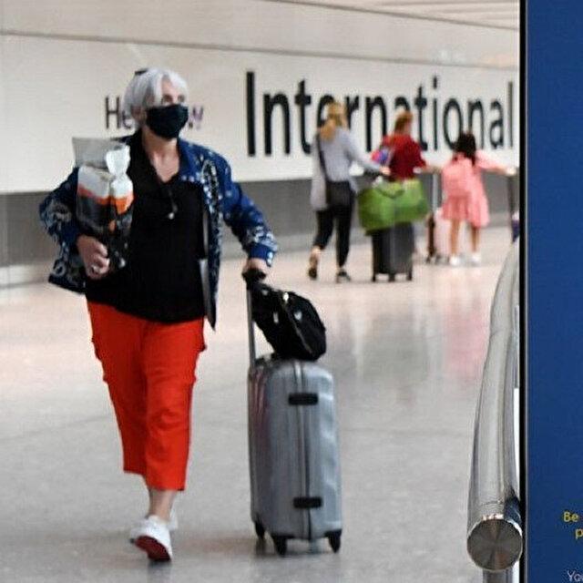 İngiltere ve Danimarka'dan gelecek yolculara uyarı THY'den uyarı: 7 gün izolasyona girilecek
