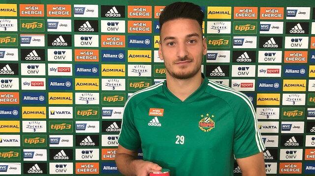 Avusturya'yı sallayan Ercan Kara: Hayalim Avrupa'nın büyük takımlarında forma giymek