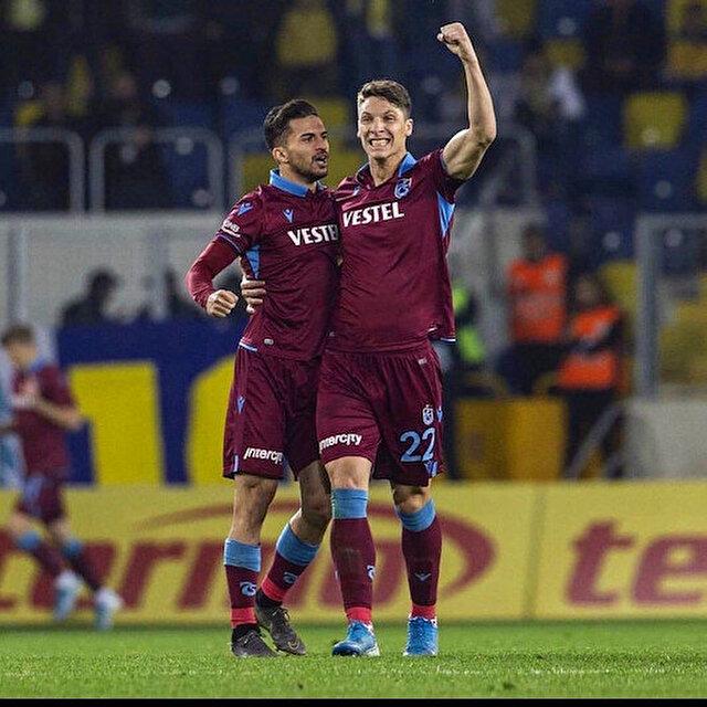 Karagümrük Trabzonspor'dan transfer yaptı