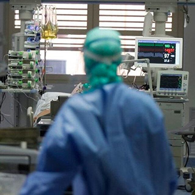Koronavirüse yakalanan 7,5 aylık hamile kadının bebeği sezaryenle alındı: Acı haber geldi