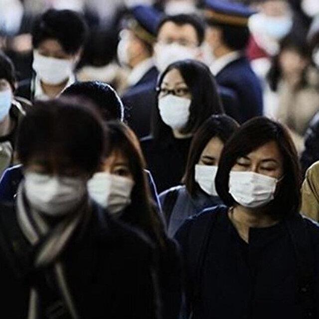 Japonya'da sağlık sistemi koronavirüs nedeniyle alarm veriyor